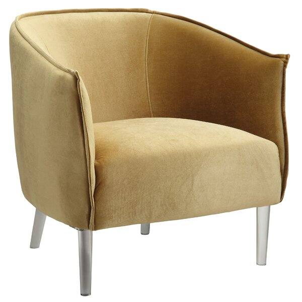 Palmer Barrel Chair by Brayden Studio