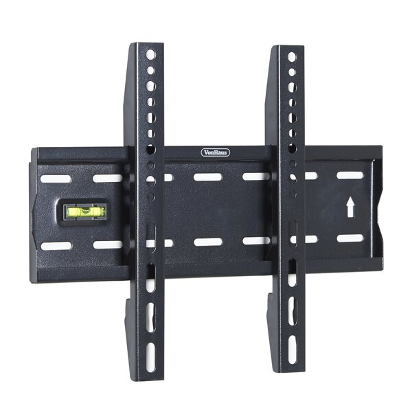 Ultra Slim Wall Mount for 15-42 TV by VonHaus