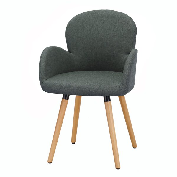 Vandusen Upholstered Dining Chair by George Oliver