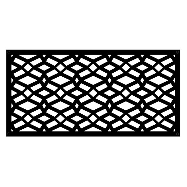2 ft. H x 4 ft. W Celtic Screen Fence Panel by Xpa