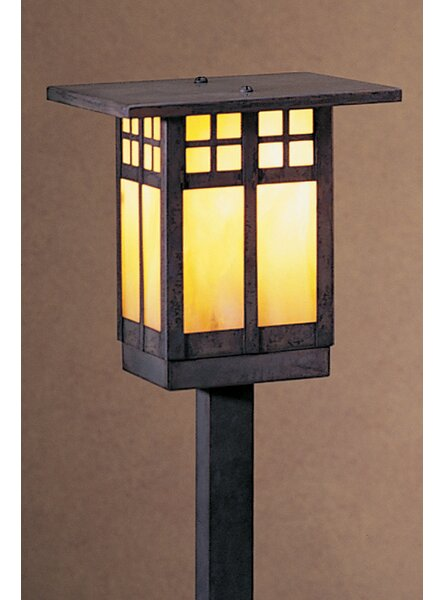 Glasgow 1-Light Pathway Light by Arroyo Craftsman