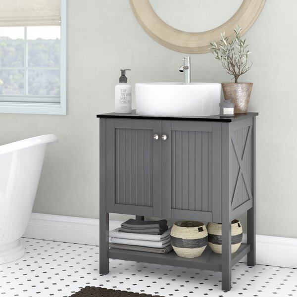Naccarato 28'' Single Bathroom Vanity Set by Beach