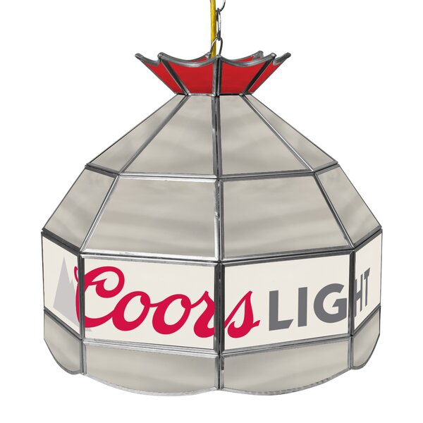 1-Light Bowl Pendant by Miller Coors