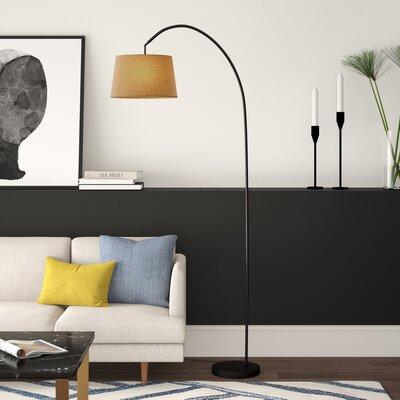 Modern 1 Light Arc Floor Lamps Allmodern