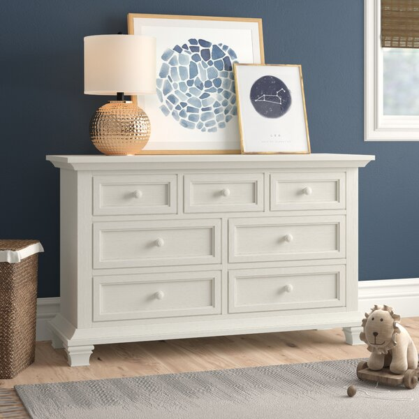 Midwest 7 Drawer Dresser By Three Posts Baby & Kids