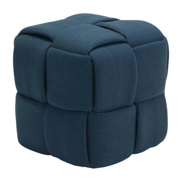 Bianchi Cube Ottoman by Ivy Bronx