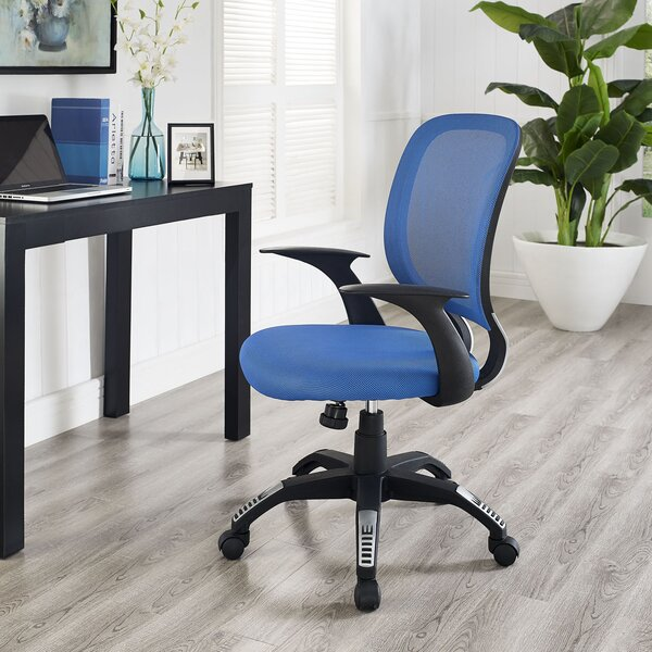 Cullen Mid-Back Mesh Desk Chair by Ebern Designs
