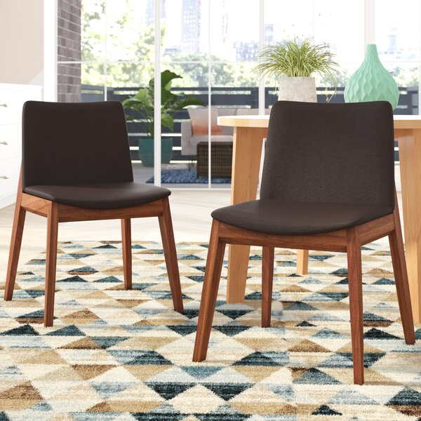 Polizzi Side Chair (Set of 2) by Brayden Studio