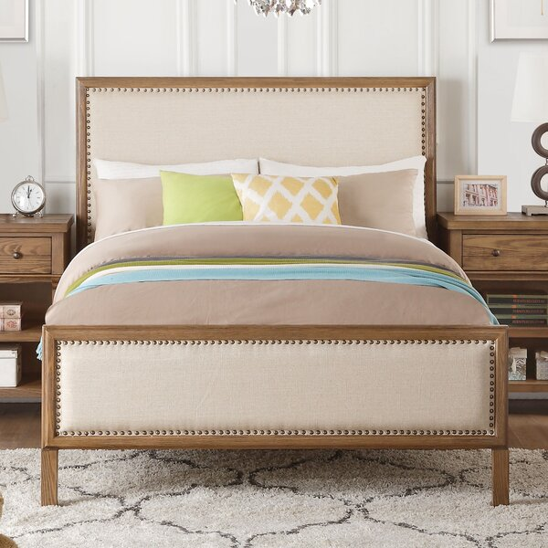 Lach Panel Bed by Ophelia & Co.