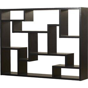 """62"""" Accent Shelves Bookcase"""