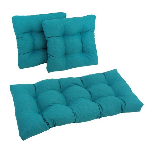 3 Piece Indoor/Outdoor Cushion Set
