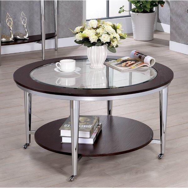 Lefker Coffee Table by Orren Ellis