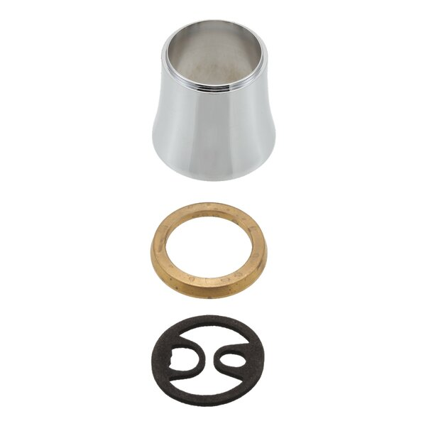 Waterfall Pull-Outs Sleeve Base and Gasket by Delta
