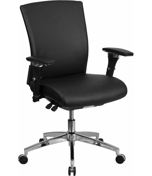 Mccranie Ergonomic Executive Chair by Latitude Run
