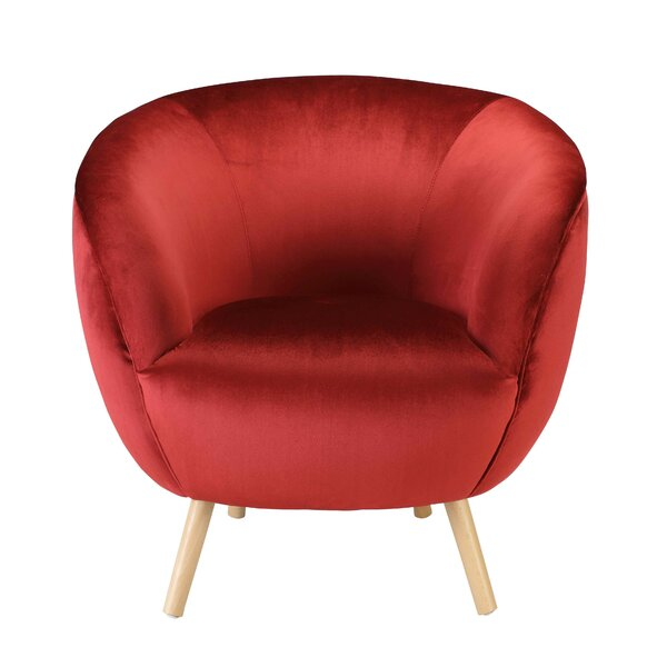 New Britain Wingback Chair by Ivy Bronx