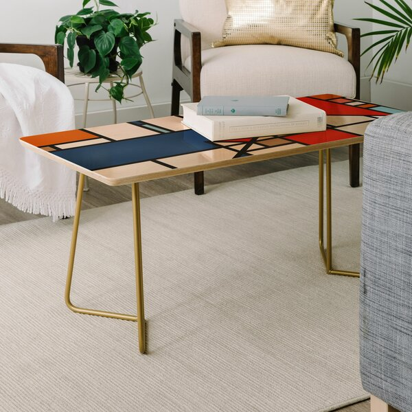 Fimbis MondryAnne Coffee Table By East Urban Home