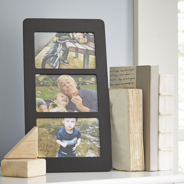 Trio Vertical Wood Picture Frame by Birch Lane Kids™
