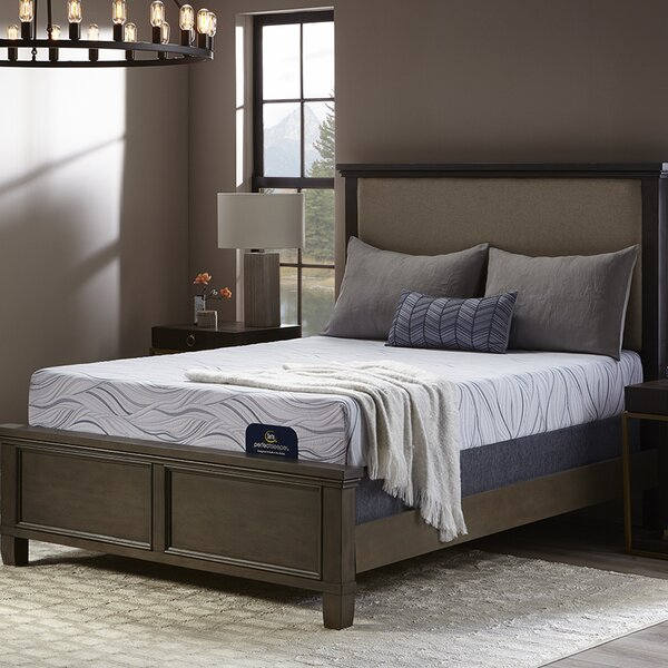 Perfect Sleeper 9 Medium Memory Foam Mattress by Serta