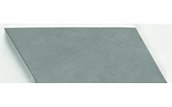 Cement Series 4 x 10 Porcelain Field Tile Light Gray by Walkon Tile