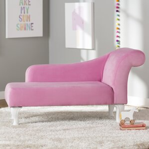 Great Leslie Kids Chaise Lounge