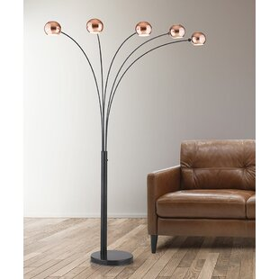 Best Reviews Calandre 85 Floor Lamp By Red Barrel Studio