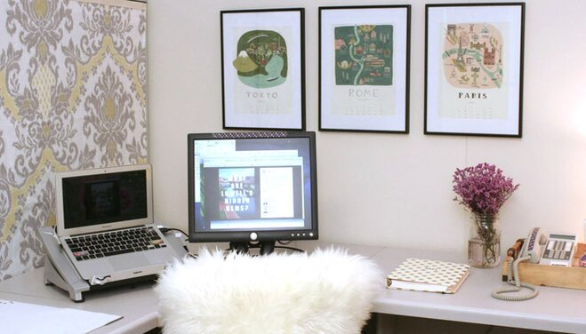 how to decorate your office wayfair