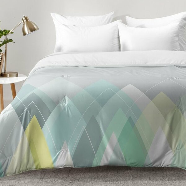 Graphic Z Comforter Set