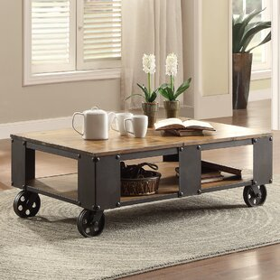 Reviews Cahto Coffee Table by Trent Austin Design