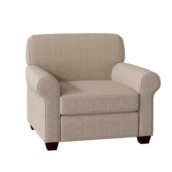 Jennifer Armchair by Wayfair Custom Upholstery Wayfair Custom Upholstery™