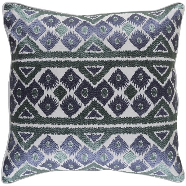 Cedro Cotton Pillow Cover by Loon Peak