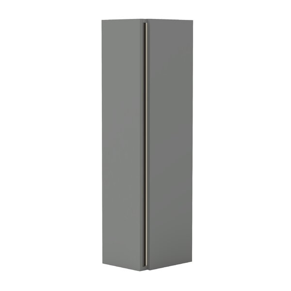 Left to Right Opening 14 W x 48 H Wall Mounted Cabinet