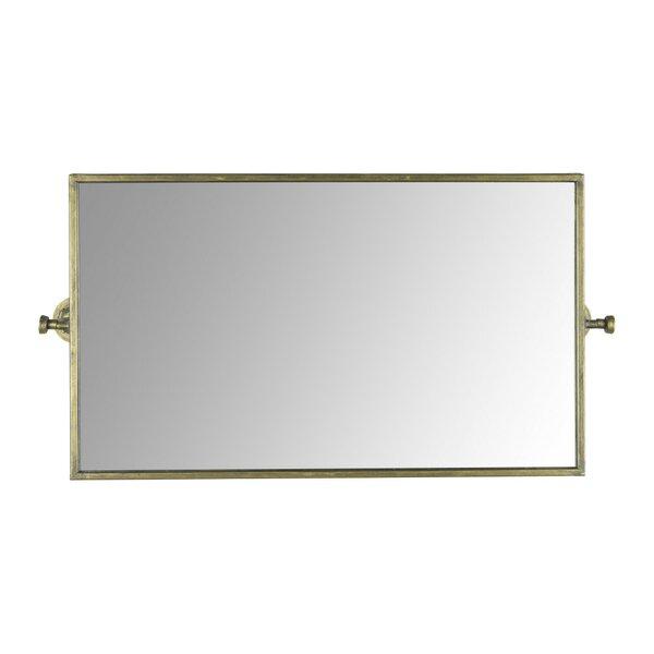 Shop Belding Swivel Distressed Accent Mirror from Wayfair on Openhaus
