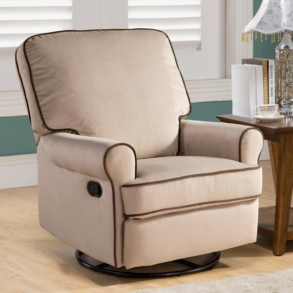 Roquemore Swivel Reclining Glider by Darby Home Co