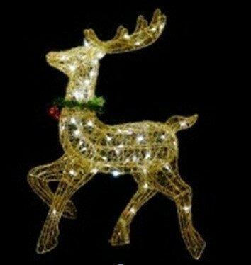 Northlight Seasonal Reindeer Christmas   Item# 3537