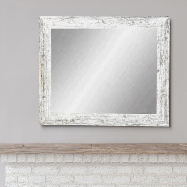 Shabby Elegance Accent Wall Mirror by Brandt Works