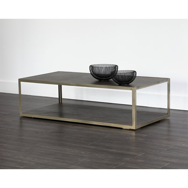 Zenn Coffee Table by Sunpan Modern Sunpan Modern