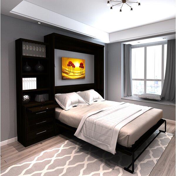 Munn Queen Murphy Bed by Brayden Studio Brayden Studio
