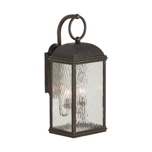Compare Lillis 2-Light Outdoor Wall Lantern By Darby Home Co
