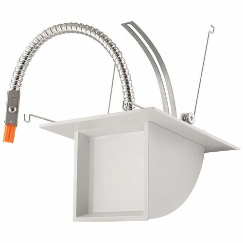 Non-IC Pull Engine LED Recessed Trim by Elco Lighting