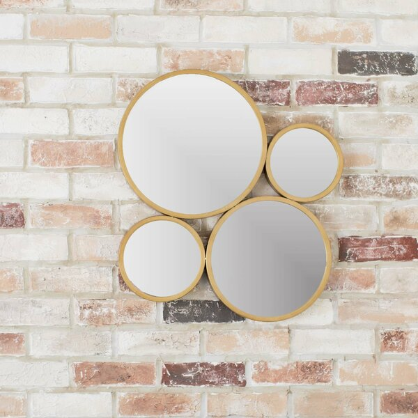Accent Mirror by Mercury Row