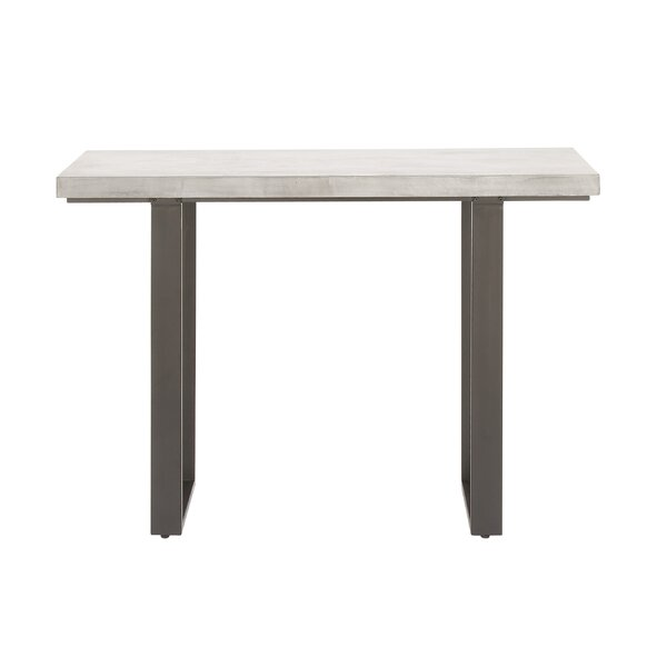 Bledsoe Wood Console Table By Breakwater Bay Best #1