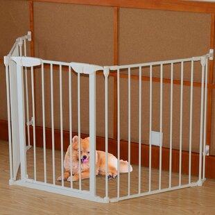 Indoor Dog Gate | Wayfair.co.uk