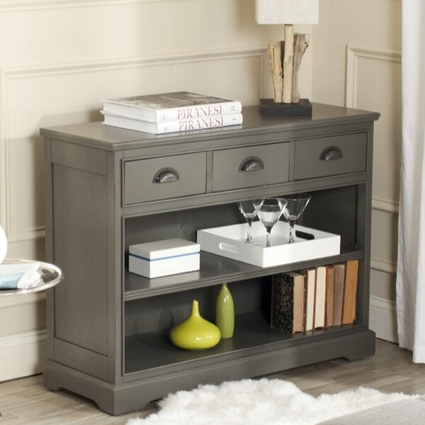 Keithley Standard Bookcase by Beachcrest Home