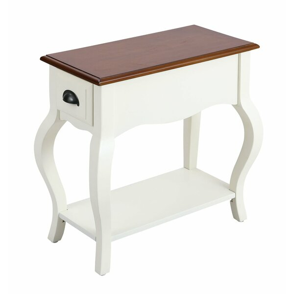 Madelyn Grande 1-drawer Accent Table By One Allium Way