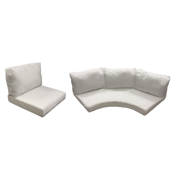Florence 14 Piece Outdoor Cushion Set by TK Classics