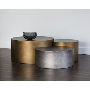 Ikon 3 Piece Coffee Table Set
