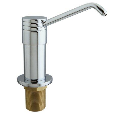 Milano Decorative Soap Dispenser by Kingston Brass