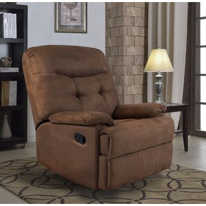Big Jack Pro Earth Tone Manual Wall Hugger Recliner by OceanBridge