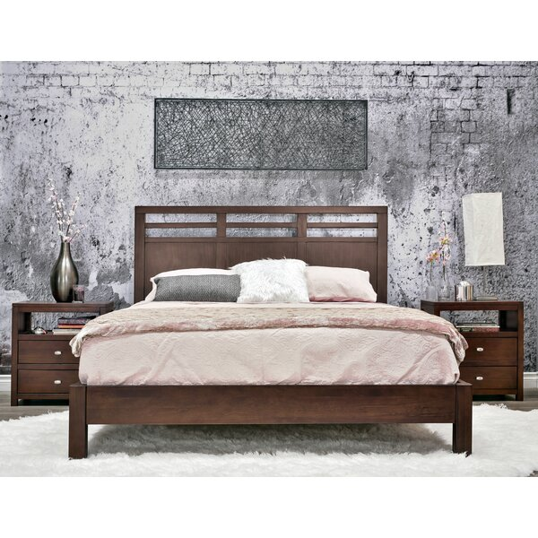 Stowers Platform Bed By Charlton Home by Charlton Home Purchase