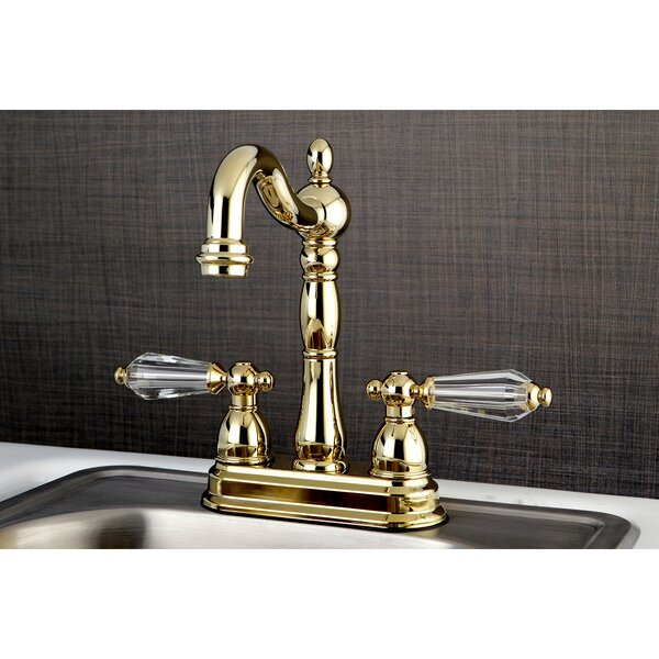 Wilshire Bar Faucet by Kingston Brass